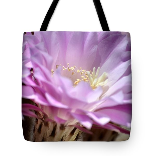 Fragile Beauty Tote Bag by Deb Halloran