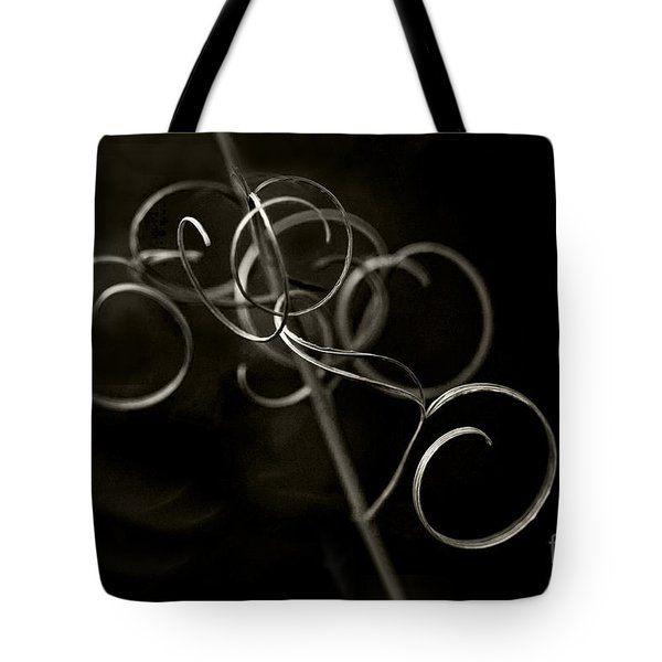 Fragile Silence Tote Bag by Maria Ismanah Schulze-Vorberg