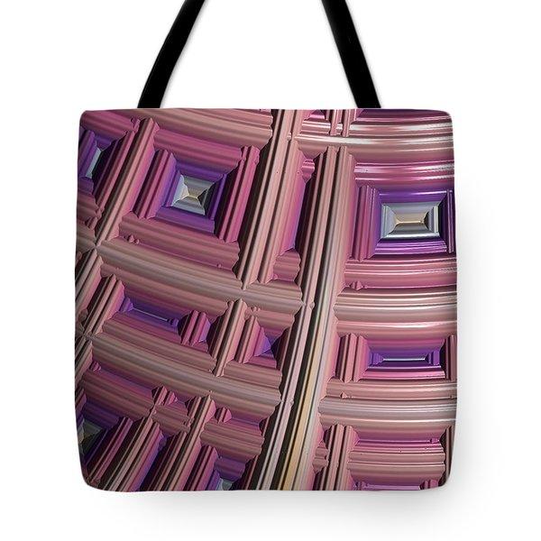 Frames Tote Bag by Bill Owen