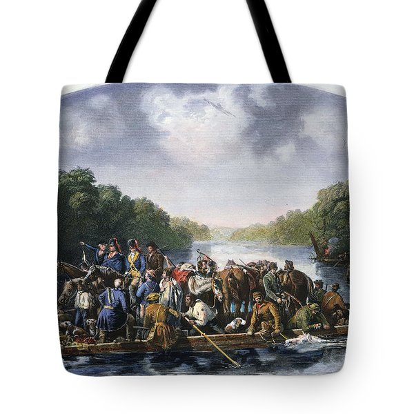 Francis Marion (c1732-1795) Tote Bag by Granger