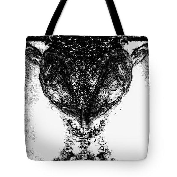 FRED Tote Bag by Yevgeni Kacnelson