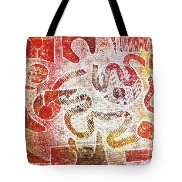 Free Will Tote Bag by Yael VanGruber