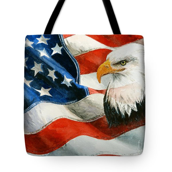 Freedom Tote Bag by Andrew Read