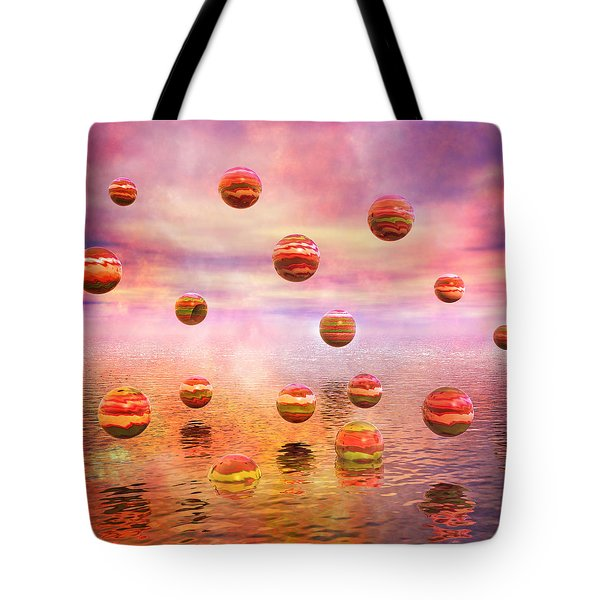 Freedom Tote Bag by Betsy C  Knapp