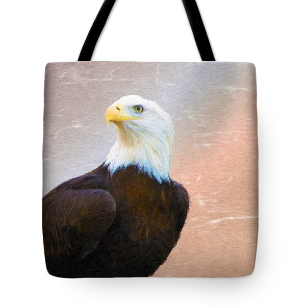 Freedom Flyer Tote Bag by Jeff Kolker