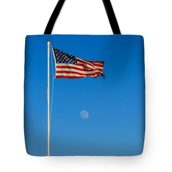 Freedom Tote Bag by Robert Bales