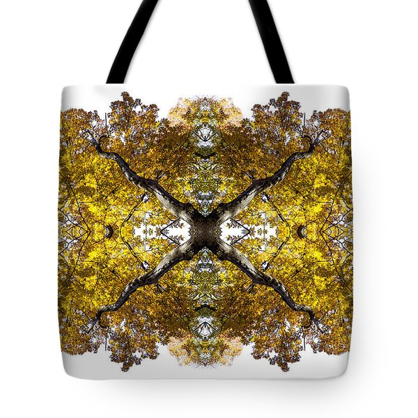 Freefall Tote Bag by Debra and Dave Vanderlaan
