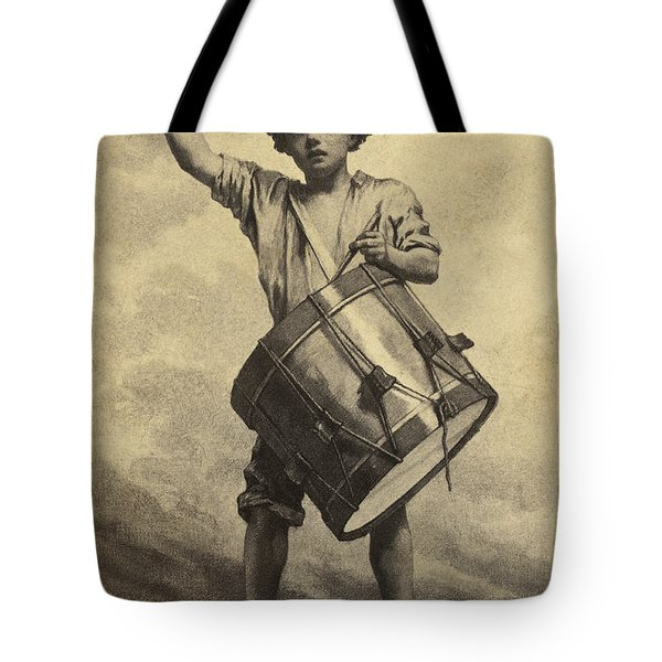 Freemen To Arms Tote Bag by Paul W Faust -  Impressions of Light