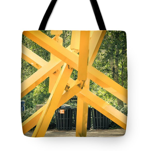 French Fries Tote Bag by Joan Carroll