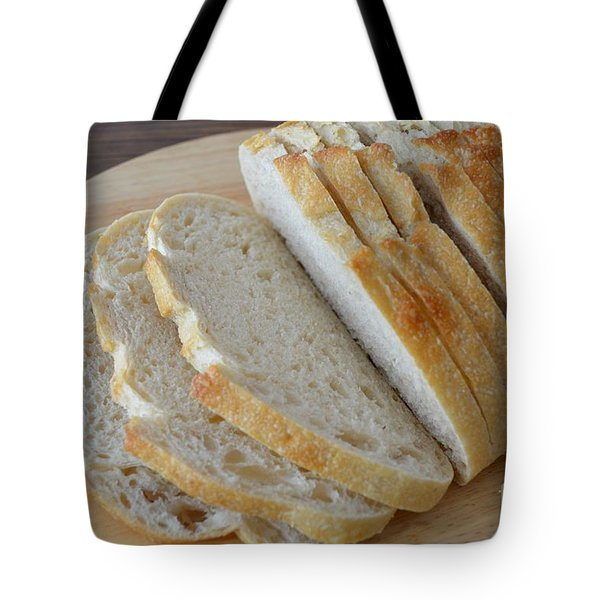 Fresh Baked Sourdough Tote Bag by Mary Deal