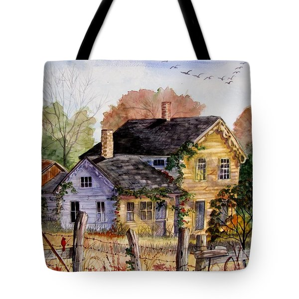 Fresh Eggs For Sale Tote Bag by Marilyn Smith