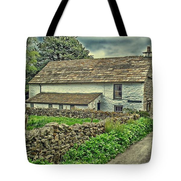 Friends Meeting House England Tote Bag by Movie Poster Prints