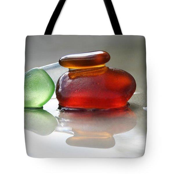 Friendship Tote Bag by Barbara McMahon