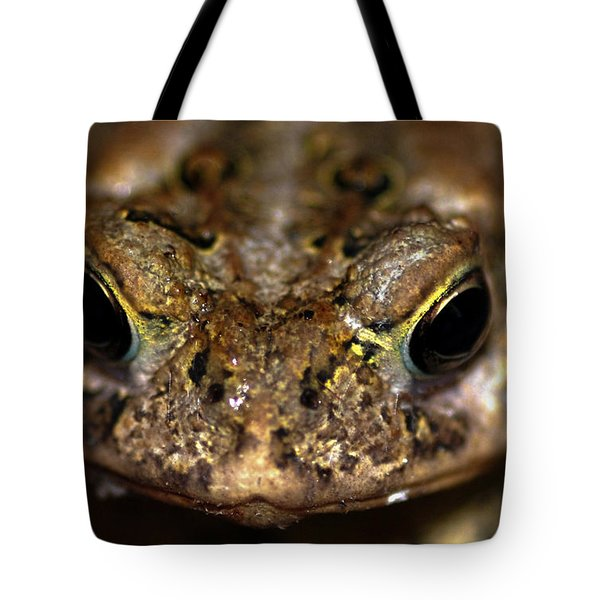 Frog 2 Tote Bag by Optical Playground By MP Ray