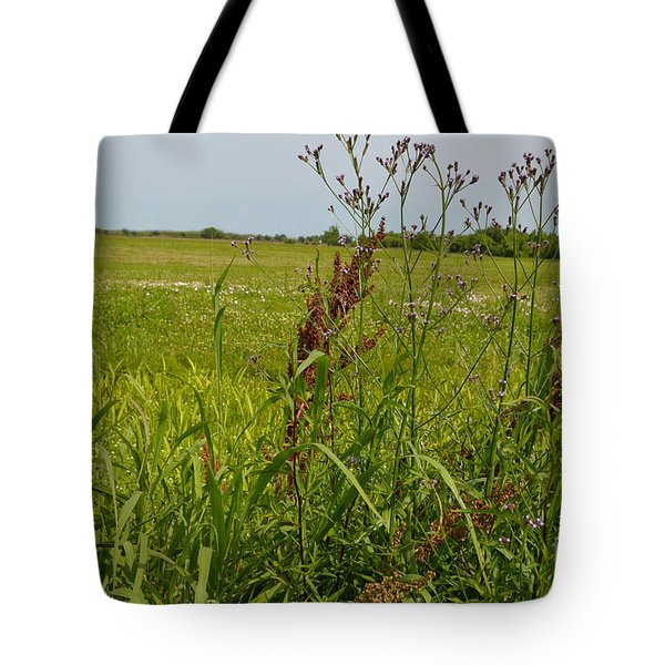 From A Soldier's Perspective Tote Bag by Alys Caviness-Gober