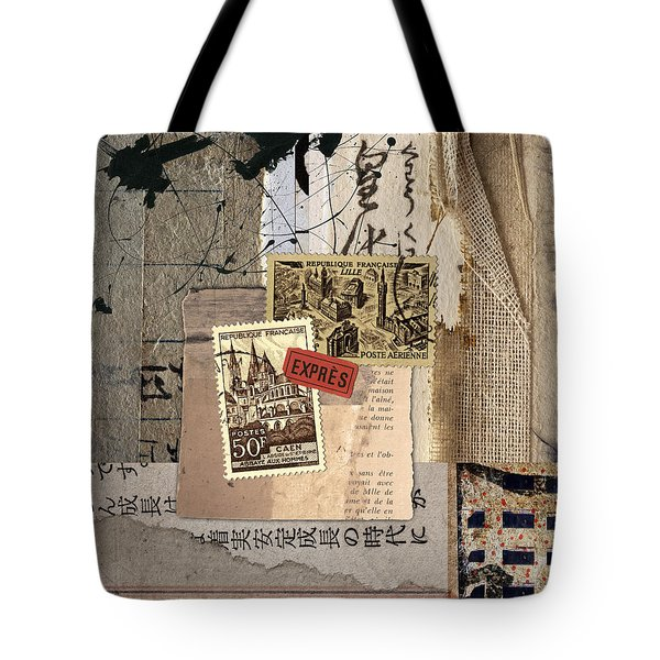 From Books Tote Bag by Carol Leigh