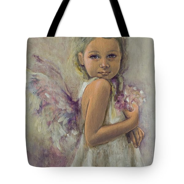 From Heaven... Tote Bag by Dorina  Costras