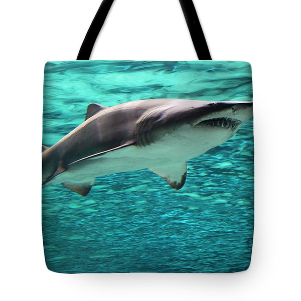 From the Deep II Tote Bag by Suzanne Gaff