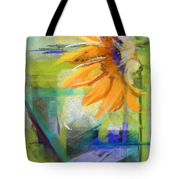 From The Soil Tote Bag by Tracy L Teeter