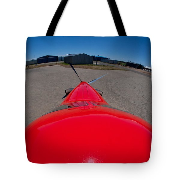 From The Top My Fiend Tote Bag by Paul Job