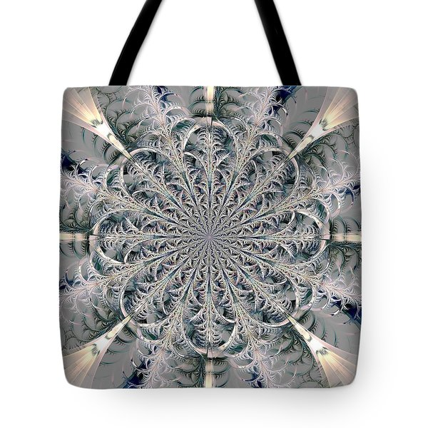 Frost Seal Tote Bag by Anastasiya Malakhova