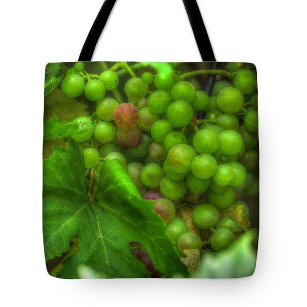 Fruit Bearing Tote Bag by Heidi Smith