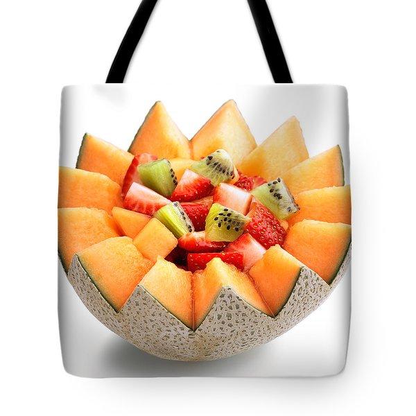 Fruit Salad Tote Bag by Johan Swanepoel