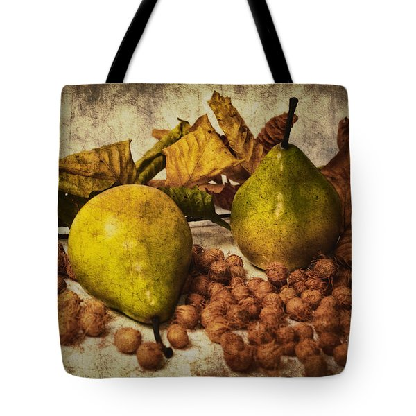 Fruits Tote Bag by Angela Doelling AD DESIGN Photo and PhotoArt