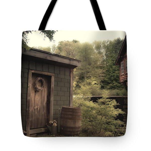 Frye's Measure Mill Tote Bag by Joann Vitali