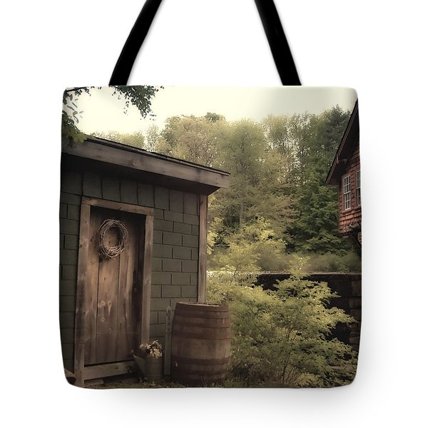 Frye's Measure Mill Tote Bag by Joann Vitali