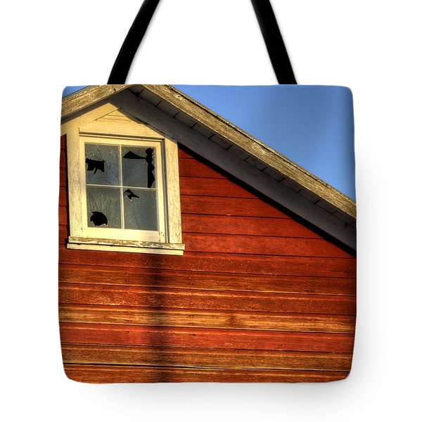 Ft Collins Barn Sunset 2 13508 Tote Bag by Jerry Sodorff