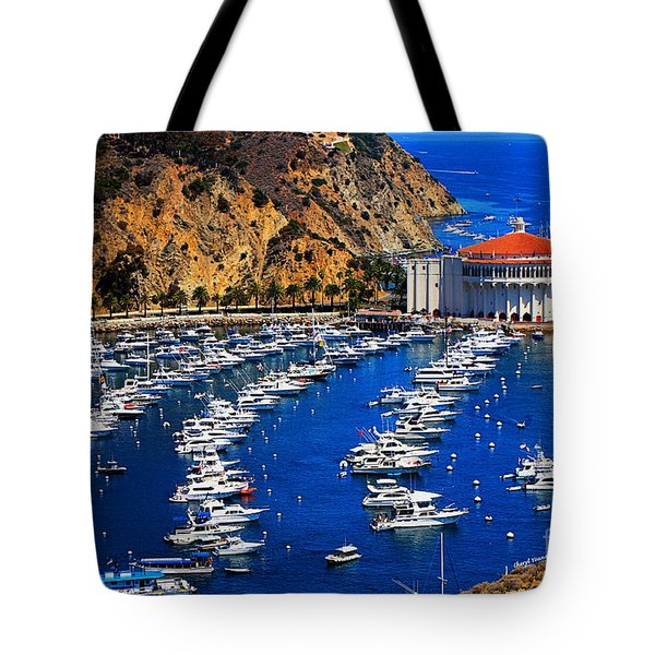 Full Bay Tote Bag by Cheryl Young