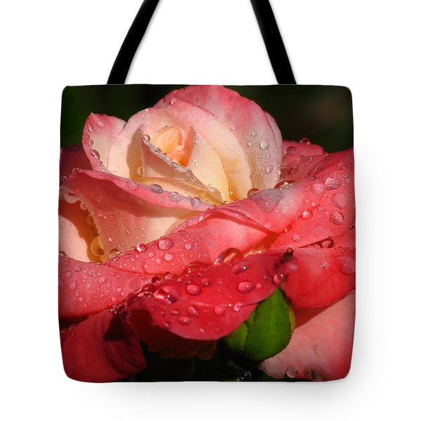 Full Bloom Tote Bag by Juergen Roth