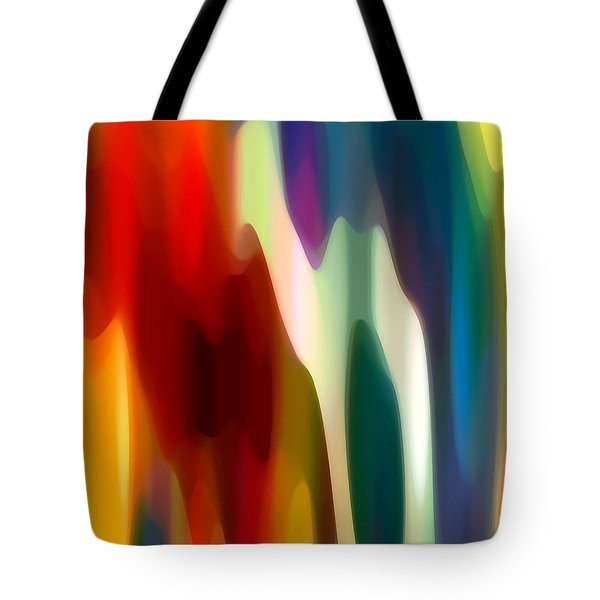 Fury 3 Tote Bag by Amy Vangsgard