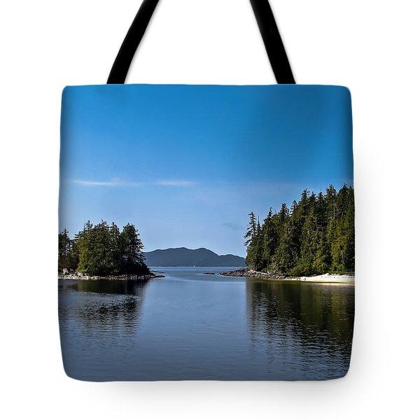 Fury Cove Tote Bag by Robert Bales