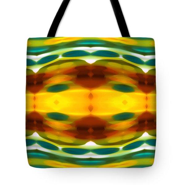 Fury Pattern 5 Tote Bag by Amy Vangsgard