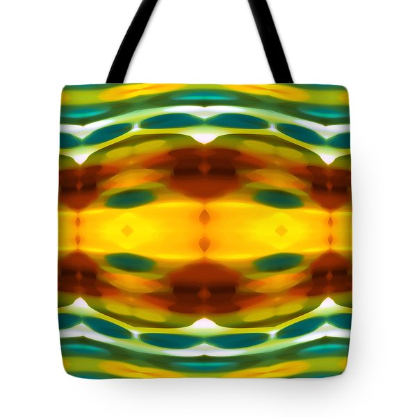 Fury Pattern 5 Tote Bag by Amy Vangsgard