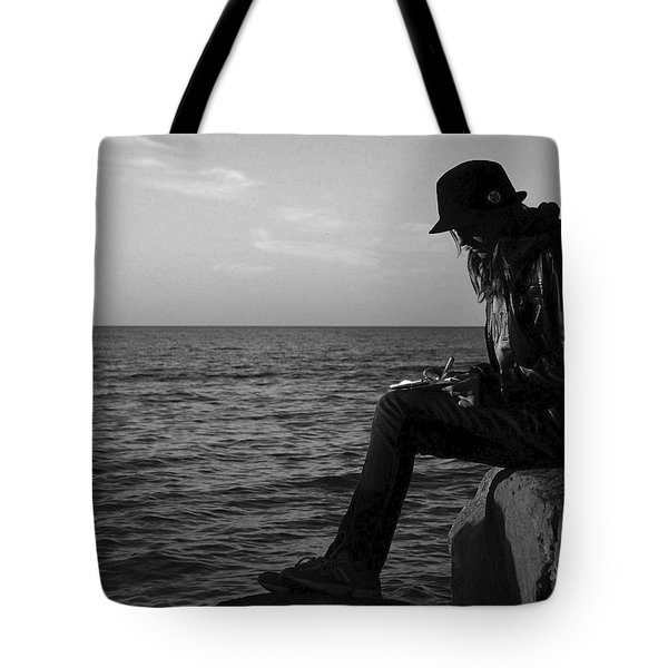 Future Author Tote Bag by Frozen in Time Fine Art Photography