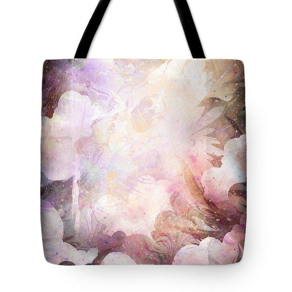Gabriel Tote Bag by Rachel Christine Nowicki