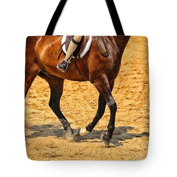Gallop Tote Bag by Karol Livote