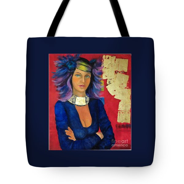 Game Of Chance Tote Bag by Dagmar Helbig