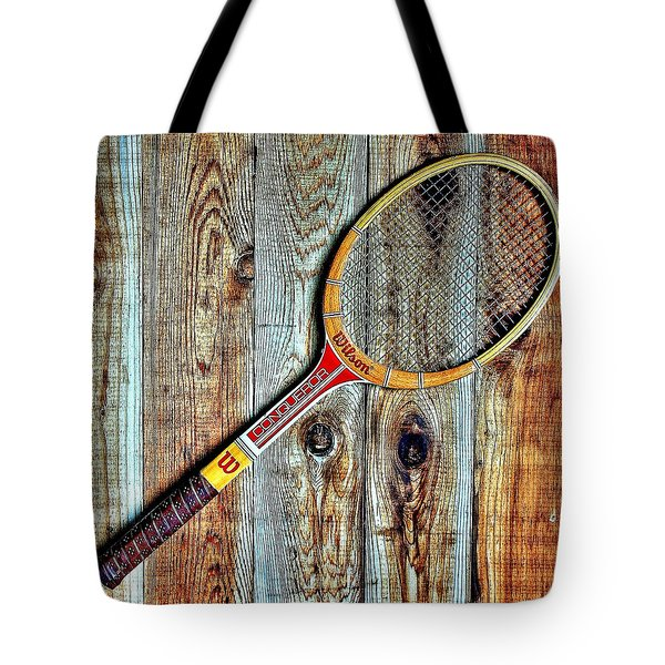 Game of Love Tote Bag by Benjamin Yeager