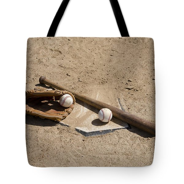 Game Time Tote Bag by Bill Cannon
