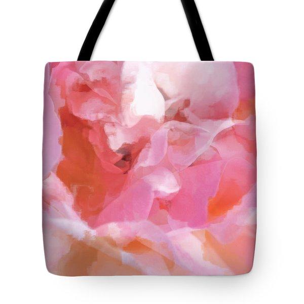 Garden Ballet Tote Bag by Gwyn Newcombe