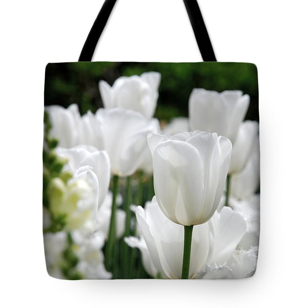 Garden Beauty Tote Bag by Jennifer Lyon