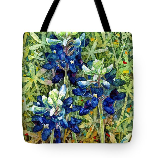 Garden Jewels I Tote Bag by Hailey E Herrera