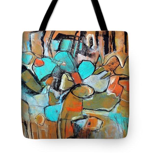Gateway Tote Bag by Katie Black