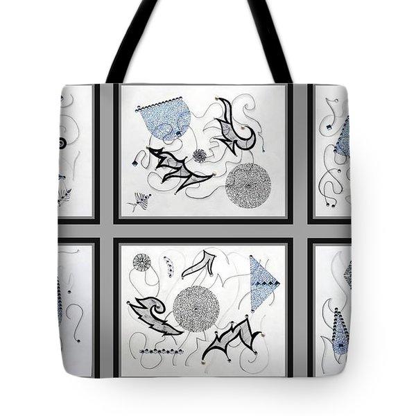Gem-tle Tote Bag by Sumit Mehndiratta