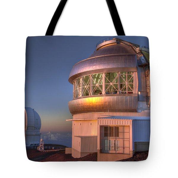 Gemini Tote Bag by Eduard Moldoveanu