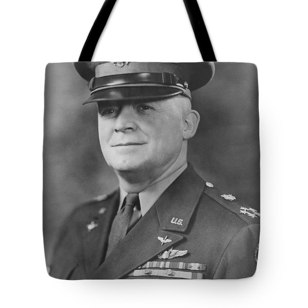 General Henry Hap Arnold Tote Bag by War Is Hell Store